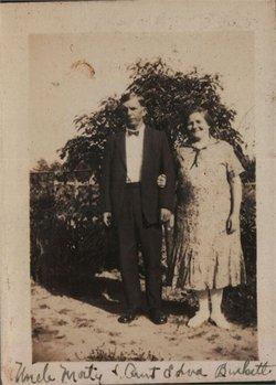 Edna Katie <i>Bethea</i> Burkett