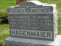 Wilhelmina <i>Vogelsang</i> Hagenmaier
