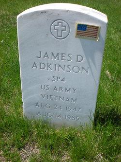James D. Adkinson