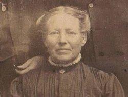Sarah Ann Ann <i>Kinney</i> Crabtree