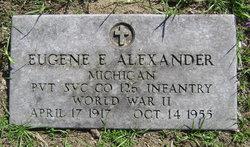 Eugene E. Alexander