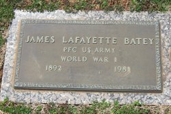 James Lafayette Batey