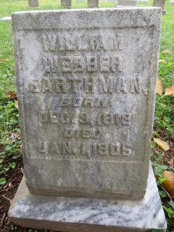 William Webber Earthman
