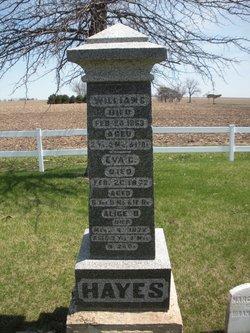 Eva C Hayes