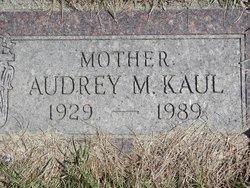Audrey Mae Kaul