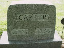 Eva Comfort <i>Henthorn</i> Carter