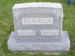 Charles M. Deaubler