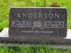 Ruth P. <i>Hoaglund</i> Anderson