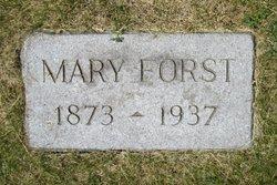 Mary <i>Konop</i> Forst