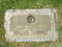 Edith Mae <i>Ellison</i> Cornell