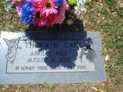 Thora U Tootsie <i>Hampton</i> Cain