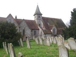 St Thomas A Becket Churchyard