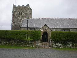 Towednack Churchyard