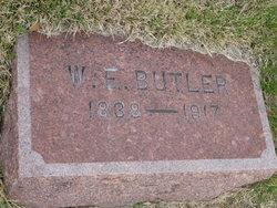 William Erastus Butler