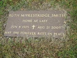 Ruth <i>Mahan</i> Prestridge Smith