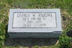 George W Higgins