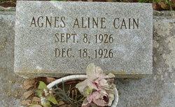 Agnes Aline Cain
