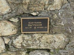 Ellen Warder Nell <i>Thoron</i> MacVeagh