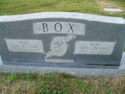 Nell <i>Johnson</i> Box