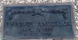 J Harvey Anderson
