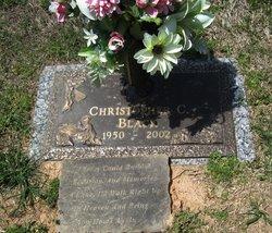 Christopher C Black