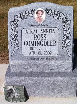 Atral Anita <i>Brown</i> Ross Comingdeer