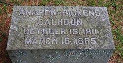 Andrew Pickens Calhoun