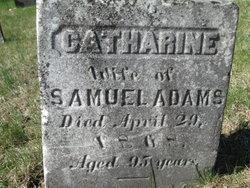 Catharine Adams