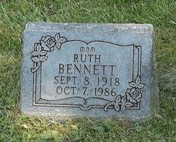 Vera Ruth <i>Ropp</i> Bennett