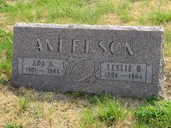 Leslie D. Anderson
