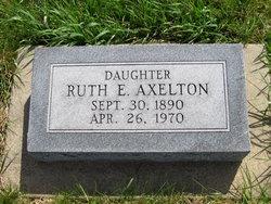 Ruth E. Axelton