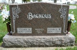 George William Backous