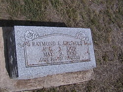 Raymond E Griswold