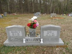 Mamie L Williams