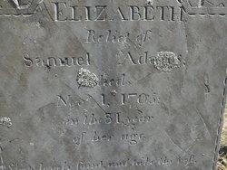 Elizabeth <i>Bagley</i> Adams