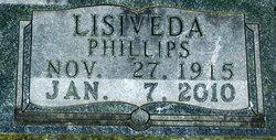 Lisiveda Veda <i>Phillips</i> Black