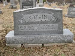 Cora V <i>Mitchell</i> Botkin