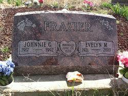 Evelyn M <i>Tugaw</i> Frazier
