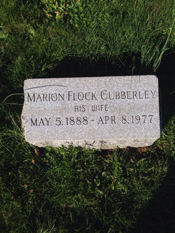 Marion Louisa <i>Flock</i> Cubberley