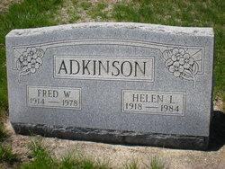 Fred W. Adkinson
