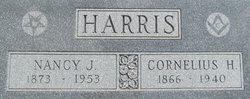 Cornelius H Harris