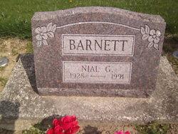 Nial Grover Barnett
