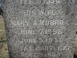 Mary Abbie <i>Morrill</i> Bartlett