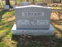 Amy <i>Shobert</i> Schuckers
