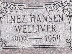 Inez E. <i>Rice</i> Hansen-Welliver
