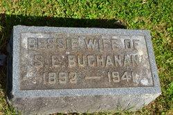 Bessie W <i>Culbertson</i> Buchanan