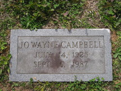 Jo Wayne Campbell