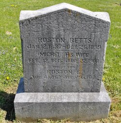 Roston E. Betts