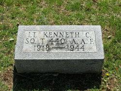 Lieut Kenneth Clarence Bohrer