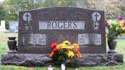 Eula Lee <i>Pruett</i> Rogers